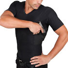 UnderTech Undercover Mens V Neck Concealment Shirt T0420