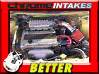 CF RED 90 91 92 93 GEO STORM ISUZU IMPULSE 16 16L 18 18L I4 AIR INTAKE KIT