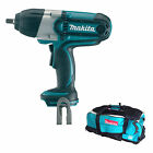 MAKITA 18V LXT BTW450 BTW450Z BTW450RFE IMPACT WRENCH AND DK18027 TOWABLE BAG