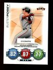 10 ct lot -2010 Topps Update Attax Code Cards #69 Buster Posey San Fran Giants