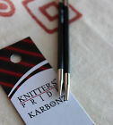 Knitters Pride Karbonz 4 12 Inch Interchangeable Knitting Needle Tips Mpn 10050