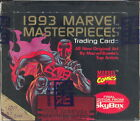 MARVEL MASTERPIECES 1993 SKYBOX TRADING CARD BOX X-MEN ROGUE WOLVERINE