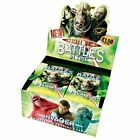 BBC DOCTOR DR WHO BATTLES IN TIME INVADER TRADING CARDS - 32 PACKS FULL BOX