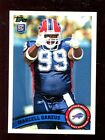 (25) 2011 Topps #256 Marcell Dareus RC Rookie Buffalo Bills Football Cards Lot