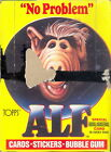 ALF SERIES 1 1987 TOPPS WAX TRADING CARD BOX TELEVISION SHOW ALIEN