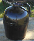 Peoria Pottery Beehive Style 2 Gallon Brown Crock Jug  Whiskey Moonshine