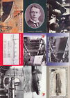 TITANIC HISTORY 1998 DART FACTORY BASE CARD SET W 4 BONUS CARDS