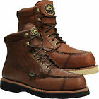 Mens Work Boots Red Wing Irish Setter Wingshooter 7 Waterproof Ultradry Brown