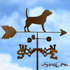 Hand Made Beagle Dog Weathervane NEW