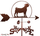 Hand Made Goat Boer Weathervane NEW