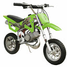 FREE SHIPPING KIDS 49CC 2 STROKE MINI POCKET BIKE DIRT BIKE GREEN I DB49A