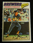 Robin Yount Cards, Rookie Cards and Autographed Memorabilia Guide 8