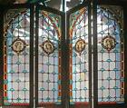 Four Seasons Stained Glass Windows