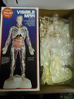 Visible Man Anatomically Accurated Model Kit From Skillcraft Opened Box 1995