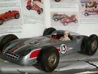 #Antique Tin Toy# JOUSTRA France Race Car Racing Yonezawa Masudaya Wells Alps