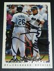Larry Walker Cards, Rookie Cards and Autographed Memorabilia Guide 38