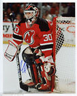 MARTIN BRODEUR #30 New Jersey DEVILS Autographed Signed 8x10 Color Photo