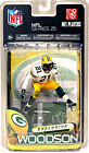 McFarlane NFL 25 Charles Woodson (Green Bay Packers) White Jersey Exclusive