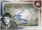 Jim Dorey 2012-13 ITG In The Game Forever Rivals Autographs Card # AJD