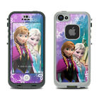 Skin Kit for LifeProof FRE iPhone 5S - Strong Bond by Frozen - Sticker Decal