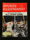 1957 TED WILLIAMS STAN MUSIAL ALL STAR GAME COVER SPORTS ILLUSTRATED MAGAZINE