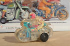 #Antique Tin Toy#Hong Kong Race Motorcycle Honda Japan Marusan ALps Yonezawa