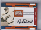 2010 PANINI CENTURY COLLECTION #22 BOBBY DOERR AUTOGRAPH RED SOX HOF 91 250