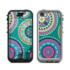 Skin Kit for Lifeproof iPhone 5c NUUD ~ SILK ROAD ~ Decal Sticker