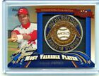 2013 Topps Series 1 Baseball Commemorative Patch and Rookie Patch Guide 64