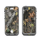 Skin for LifeProof Nuud iPhone 5S - Break-Up by Mossy Oak - Sticker Decal