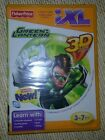 Fisher Price iXL Learning System Green Lantern