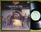 TANGO ELEKTRICKY BAL LP 1986 CZECH REPUBLIC NM NM NEW WAVE SYNTH SUPRAPHONE
