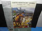 Kentucky Derby 130th Running Churchill Downs 5 1 2004 Logo Program