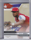 Jose Abreu Rookie Card and Prospect Card Guide 47