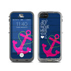 Skin Kit for LifeProof FRE iPhone 5C - Drop Anchor - Sticker Decal