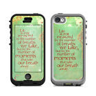 Skin Kit for Lifeproof iPhone 5c NUUD ~ MEASURED ~ Decal Sticker