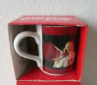 1997 Coca-Cola Coffee Mug by Gibson Housewares with Vintage Cheerleader