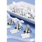 BOX OF 24 BRIDAL KISSING BELL WEDDING FAVORS GIFTS KEEPSAKES BY VICTORIA LYNN