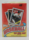 NOS Vintage 1988 TOPPS Baseball Cards Sealed Box RICKEY HENDERSON