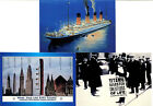 TITANIC 1998 DART COMPLETE PROMO CARD SET OF 3 P1 TO P3