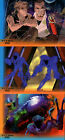 TITAN A.E. 2000 INKWORKS COMPLETE PROMO CARD SET P1 TO P3
