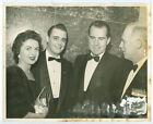 RICHARD NIXON original news photo 1950s US PRESIDENT