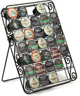 Keurig 35 K-Cup Storage Rack Holder Organizer Fits *Wall Mount/Countertop/Drawer