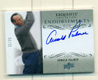 2014 EXQUISITE COLLECTION GOLF ARNOLD PALMER ENDORSEMENTS AUTO # 25