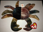 Super RARE Ty Beanie Babies - Claude the Crab Ty Dye (Retired) by Beanie Babies