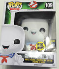 2014 SDCC FUNKO Pop GLOW IN DARK Stay Puft Marshmallow Man Ghostbuster LIMITED