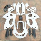 Unpainted White ABS Plastic Fairing For YAMAHA YZF600R 97-07 00 01 02 03 04 05