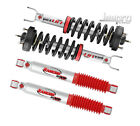 Rancho Quicklift Leveling Struts & Shocks Kit-Full Set Dodge 09-14 Ram 1500 4WD