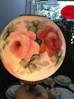 Gone With the Wind lamp triple font hand painted Beautiful
