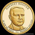 2014 S Herbert Hoover Presidential Proof Dollar ~ Coin from US Mint Proof Set